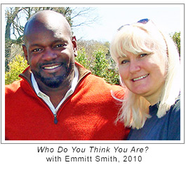 Who Do You Think You Are? with Emmitt Smith
