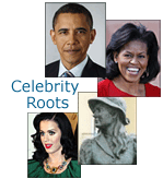 Celebrity's Ancestors