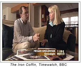 BBC - Timewatch - Iron Coffin