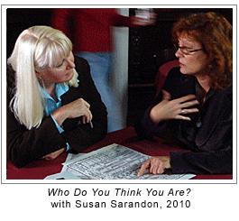 Megan With Susan Sarandan